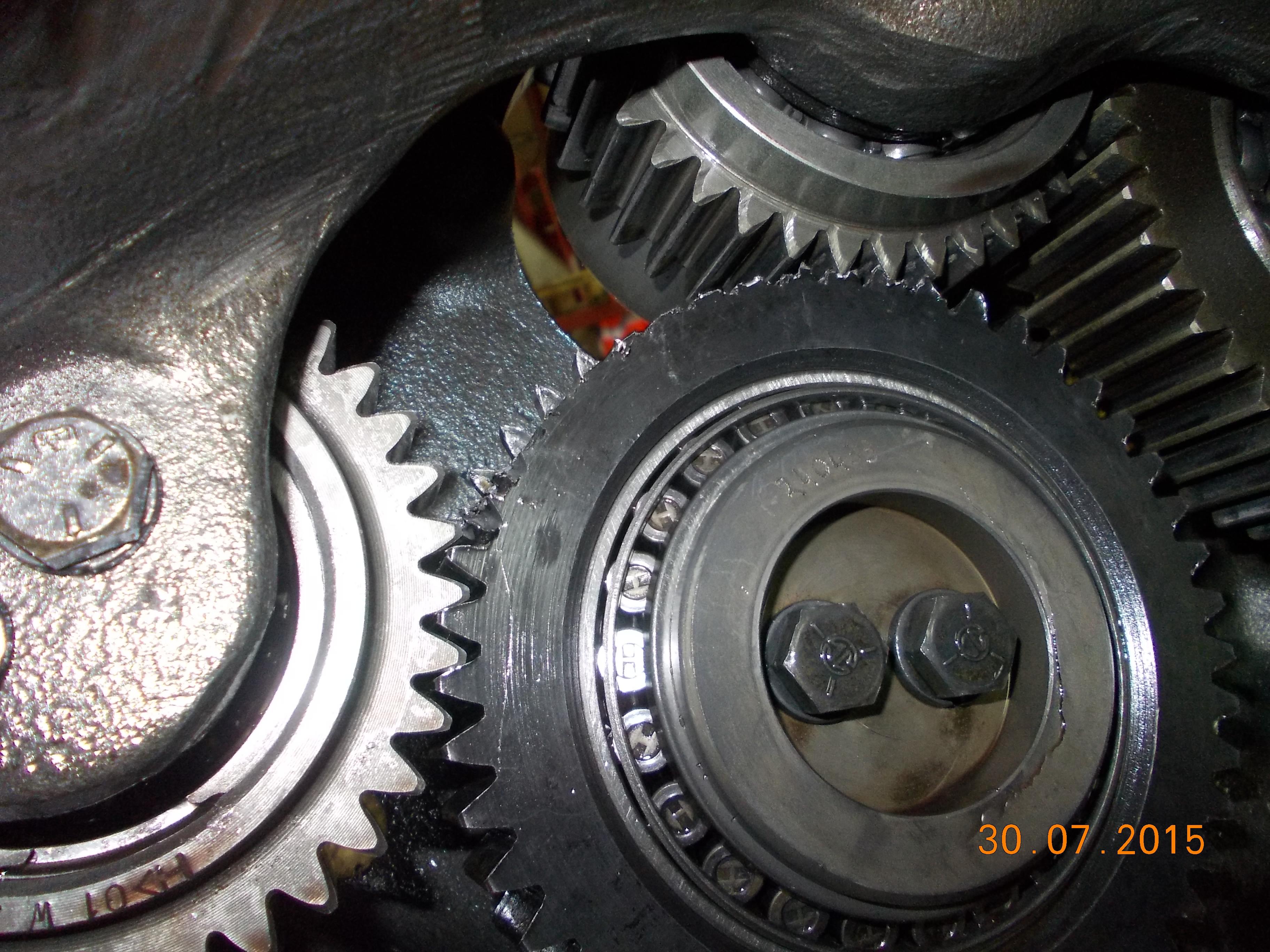 ремонт трансмиссии