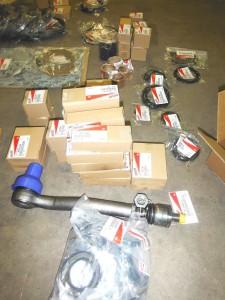 Рулевые тяги Бобкет, диски тормоза (фрикционные и металлические), шворни с втулками Bobcat