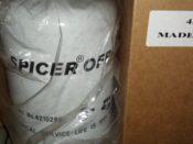 оригинальные фильтры Spicer